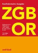 ZGB OR Kaufmännische Ausgabe
