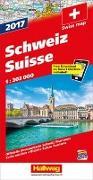 Schweiz 2017. 1:303'000