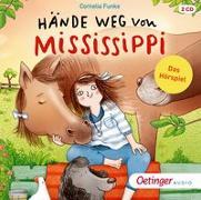 Cover-Bild zu Funke, Cornelia: Hände weg von Mississippi