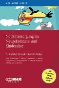 Cover-Bild zu Möllmann, Cornelia: Notfallversorgung im Neugeborenen- und Kindesalter