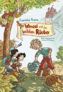 Cover-Bild zu Franz, Cornelia: Wenzel und die wilden Räuber