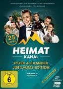 Cover-Bild zu Peter Alexander (Schausp.): Peter Alexander Jubiläums-Edition
