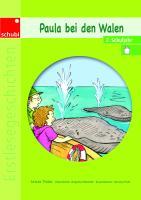 Cover-Bild zu Thüler, Ursula: Paula bei den Walen
