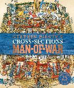 Cover-Bild zu Stephen Biesty's Cross-Sections Man-of-War von Platt, Richard