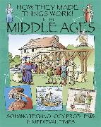 Cover-Bild zu In the Middle Ages von Platt, Richard