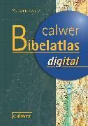 Cover-Bild zu Calwer Bibelatlas digital (eBook) von Zwickel, Wolfgang