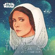 Cover-Bild zu LucasFilm Ltd (Geschaffen): Star Wars? Women of the Galaxy 2021 Wall Calendar
