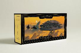 Cover-Bild zu Lucasfilm, Ltd: Star Wars Art: Ralph McQuarrie - 100 Postcards -