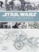 Cover-Bild zu LucasFilm Ltd: Star Wars Storyboards