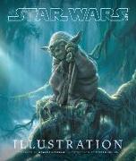 Cover-Bild zu Heller, Steven (Einf.): Star Wars Art: Illustration