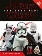 Cover-Bild zu Lucasfilm: Star Wars The Last Jedi Activity Book with Stickers