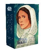 Cover-Bild zu Lucasfilm Ltd.: Star Wars: Women of the Galaxy: 100 Collectible Postcards