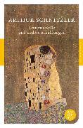 Cover-Bild zu Traumnovelle und andere Erzählungen von Schnitzler, Arthur