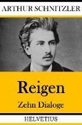 Cover-Bild zu Reigen (eBook) von Schnitzler, Arthur