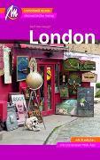 Cover-Bild zu Nestmeyer, Ralf: London MM-City Reiseführer Michael Müller Verlag