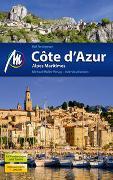 Cover-Bild zu Nestmeyer, Ralf: Côte d'Azur Reiseführer Michael Müller Verlag