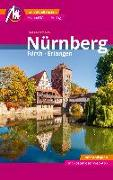 Cover-Bild zu Nestmeyer, Ralf: Nürnberg - Fürth, Erlangen MM-City Reiseführer Michael Müller Verlag