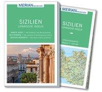 Cover-Bild zu Nestmeyer, Ralf: MERIAN momente Reiseführer Sizilien Liparische Inseln