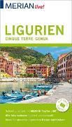 Cover-Bild zu Nestmeyer, Ralf: MERIAN live! Reiseführer Ligurien, Cinque Terre, Genua