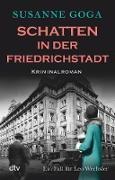 Cover-Bild zu Goga, Susanne: Schatten in der Friedrichstadt (eBook)