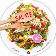 Cover-Bild zu Die runden Bücher: Salate von Bardi, Carla