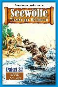 Cover-Bild zu Seewölfe Paket 37 (eBook) von McMason, Fred