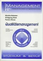 Cover-Bild zu Bobzien, Monika: Qualitätsmanagement