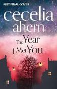 Cover-Bild zu Ahern, Cecelia: The Year I Met You