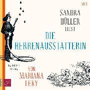 Cover-Bild zu Die Herrenausstatterin (Audio Download) von Leky, Mariana