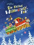 Cover-Bild zu Die kleine Weihnachtslok von Ruhe, Anna