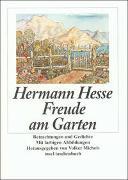 Cover-Bild zu Hesse, Hermann: Freude am Garten