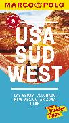 Cover-Bild zu USA Südwest, Las Vegas, Colorado, New Mexico, Arizona, Utah von Teuschl, Karl