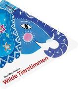 Cover-Bild zu MROZIEWICZ, ELSA: Wilde Tierstimmen