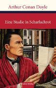 Cover-Bild zu Doyle, Arthur Conan: Eine Studie in Scharlachrot