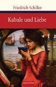 Cover-Bild zu Schiller, Friedrich: Kabale und Liebe