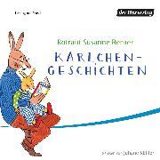 Cover-Bild zu Karlchen-Geschichten (Audio Download) von Berner, Rotraut Susanne