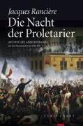 Cover-Bild zu Rancière, Jacques: Die Nacht der Proletarier