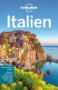 Cover-Bild zu Bonetto, Cristian: Lonely Planet Reiseführer Italien (eBook)