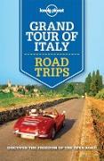 Cover-Bild zu Bonetto, Cristian: Lonely Planet Grand Tour of Italy Road Trips (eBook)