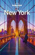 Cover-Bild zu Presser, Brandon: Lonely Planet Reiseführer New York