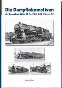 Cover-Bild zu Die Dampflokomotiven der Baureihen 54 bis 59 der DRG, DRB, DB und DR von Hütter, Ingo