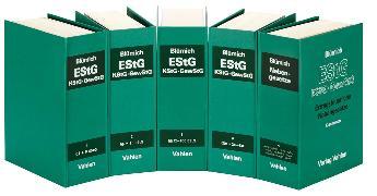 Cover-Bild zu EStG, KStG, GewStG - Fortsetzungskopf. EStG, KStG, GewStG Nebengesetze von Heuermann, Bernd (Hrsg.)