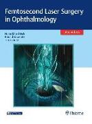 Cover-Bild zu Femtosecond Laser Surgery in Ophthalmology (eBook) von Dick, H. Burkhard