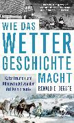 Cover-Bild zu Wie das Wetter Geschichte macht von Gerste, Ronald D.