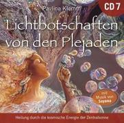 Cover-Bild zu Klemm, Pavlina: Lichtbotschaften von den Plejaden [Übungs-CD 7]