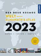 Cover-Bild zu Aubel, Henning: Der neue Kosmos Welt- Almanach & Atlas 2023