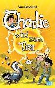 Cover-Bild zu Charlie wird zum Tier von Copeland, Sam