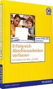 Cover-Bild zu Erfolgreich Abschlussarbeiten verfassen (eBook) von Müller-Seitz, Gordon