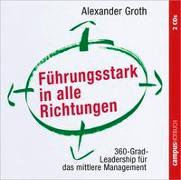 Cover-Bild zu Führungsstark in alle Richtungen