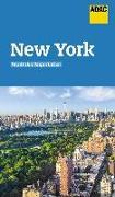 Cover-Bild zu ADAC Reiseführer New York von Glaser, Hannah
